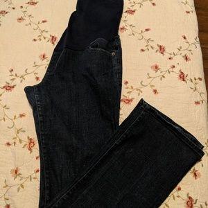 Denim - Size 8 Maternity Jeans